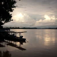 Laos (II): Down and around the mighty Mekong
