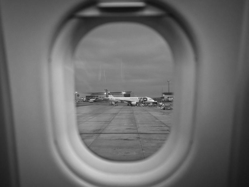 Lisbon Airport. 2015